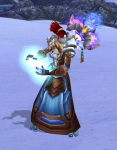 Mage Tier 4 - Female Troll - Casting